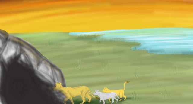 Azu und Akos' kleines Abenteuer: Ein illustriertes Kinderbuch Bild511