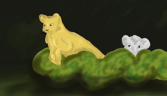 Azu und Akos' kleines Abenteuer: Ein illustriertes Kinderbuch Bild810