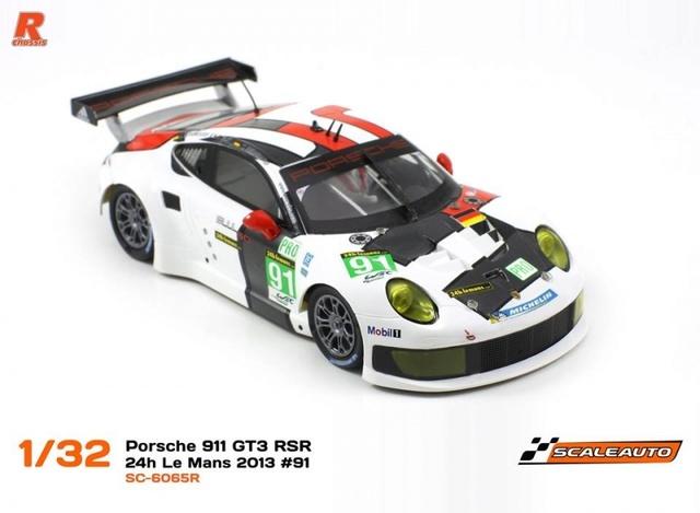 Porsche 991 Scaleauto en Davic pour septembre 2017, annonce et achat groupé Lm9110