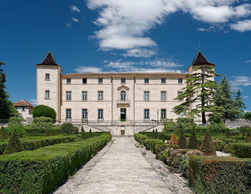 Château du domaine de Restinclières Chatea10