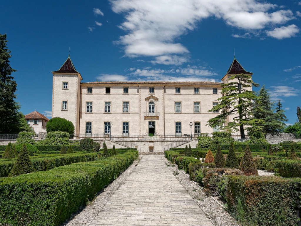 Château du domaine de Restinclières Lumix210