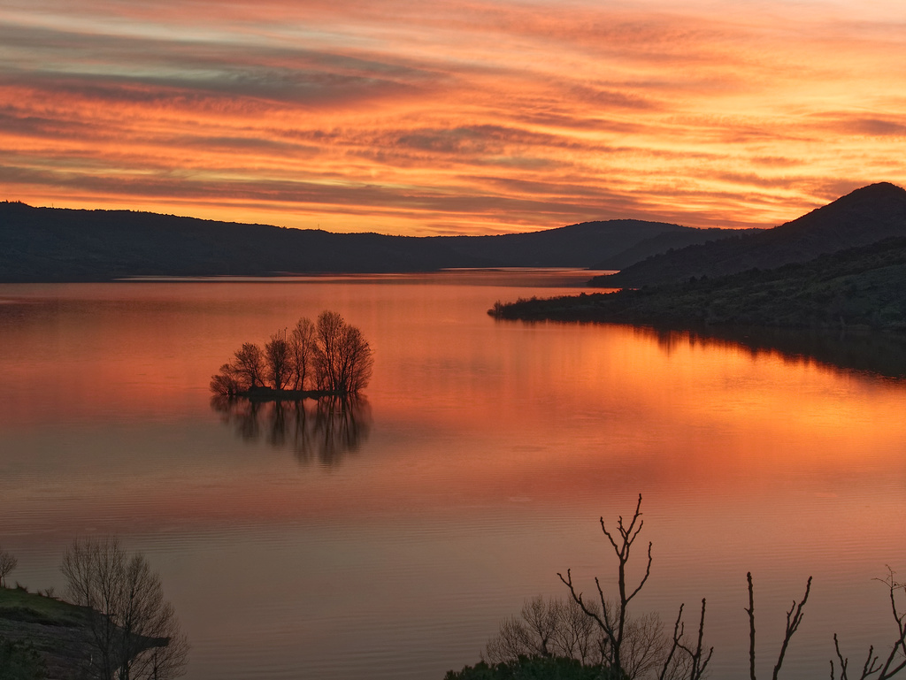 L'ilôt du Lac Salago10