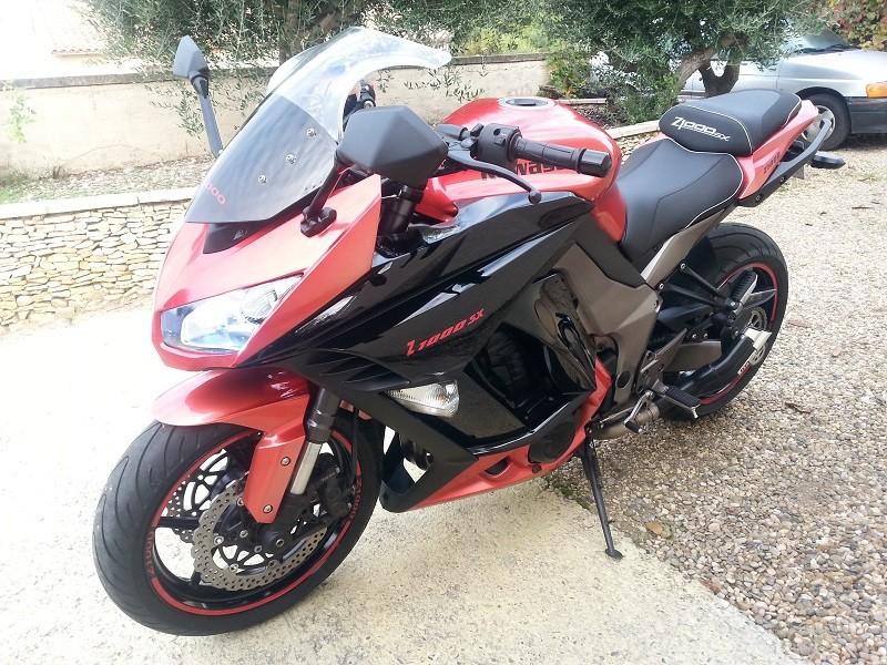 [VENDU] Z1000 SX Rouge 8500€  - Page 2 20131035