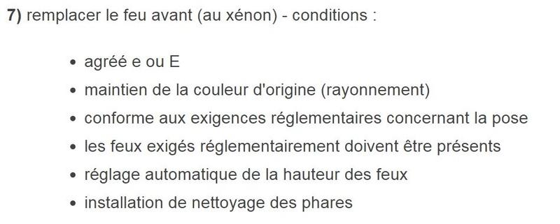 infos pour xénon Captur18
