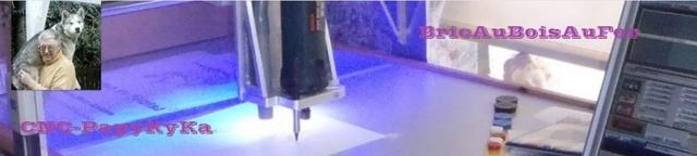 PapyKy, remplace les amortiseurs du S2, Tuto filtage. Cnc-p351