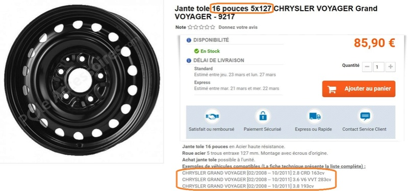 Jantes  Alu S4 16 pouces Jante_10