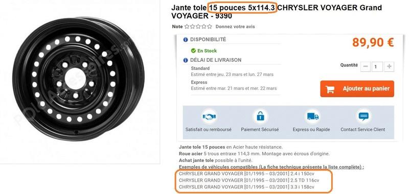 Jantes  Alu S4 16 pouces Jante_11