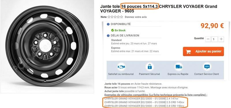 Jantes  Alu S4 16 pouces Jante_12
