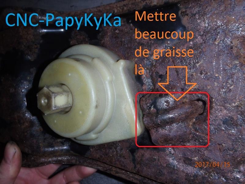 Roue de secours et fil de fer P4150115