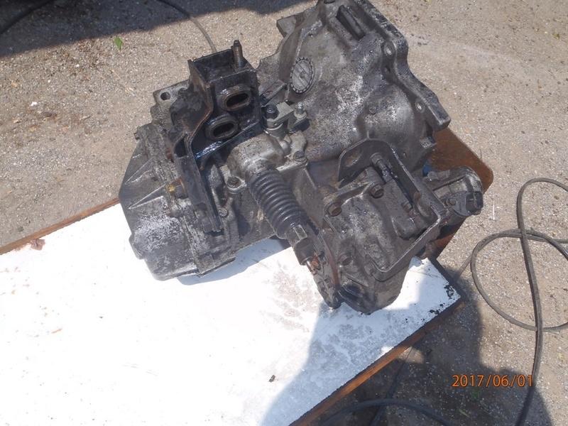boite vitesses S2 Td P6010010