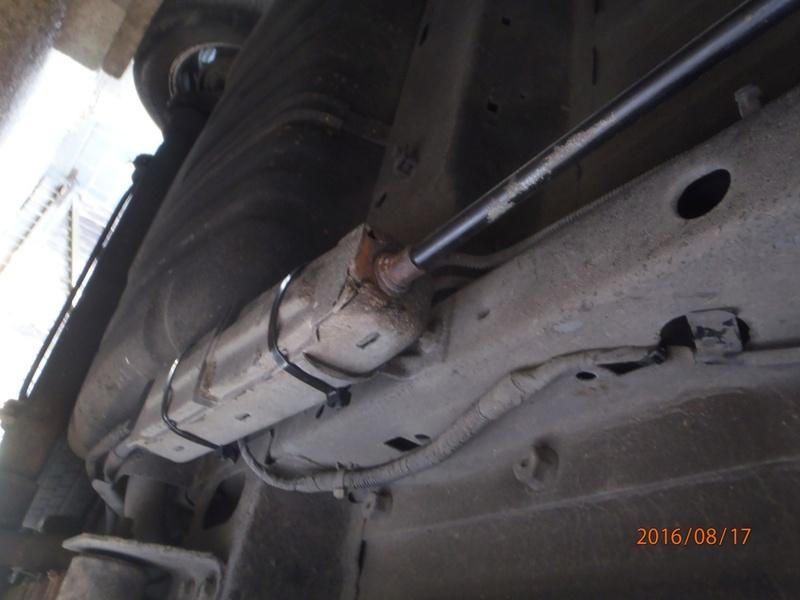 Remplacement garnitures de frein arrière P8170010
