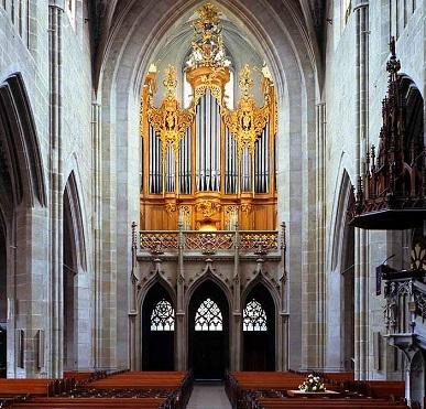 Mendelssohn, Schumann, Brahms et l'orgue romantique allemand Bern_m10