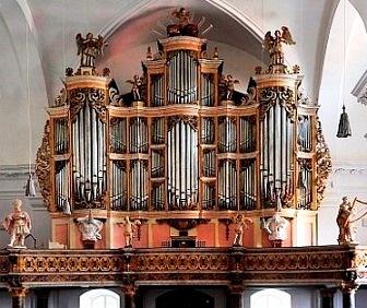 Orgue baroque germanique -instruments et répertoire Grauho11