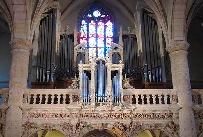 L'orgue de la Renaissance au premier Baroque Luxemb10