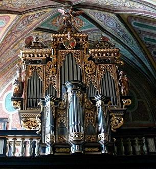 Orgue baroque germanique -instruments et répertoire Salzka11