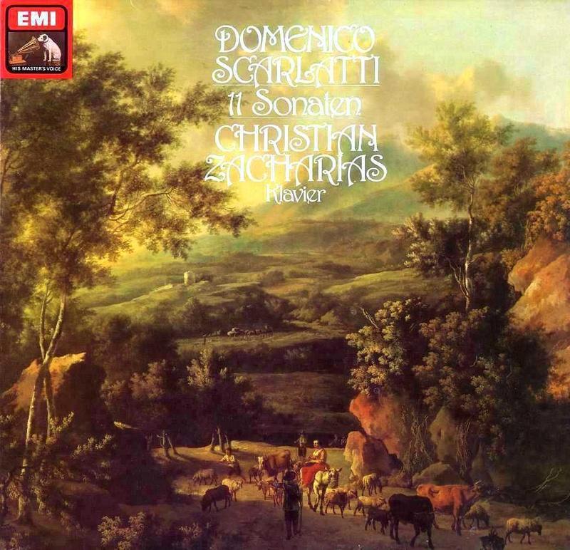 Domenico Scarlatti: discographie sélective - Page 5 Scarla10