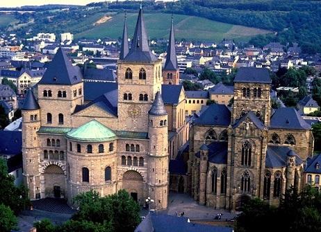 Mendelssohn, Schumann, Brahms et l'orgue romantique allemand Trier_10