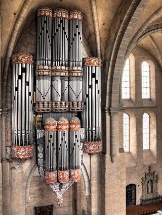 Mendelssohn, Schumann, Brahms et l'orgue romantique allemand Trier_11