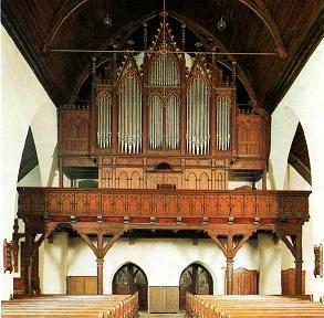 Mendelssohn, Schumann, Brahms et l'orgue romantique allemand Wernig10