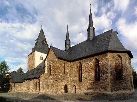 Mendelssohn, Schumann, Brahms et l'orgue romantique allemand Wernig11