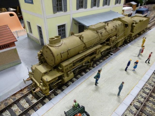 suite photos de la 151 vapeur PLM Expo_b28