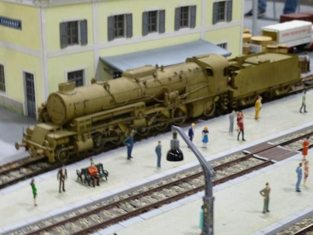 suite photos de la 151 vapeur PLM Expo_b29