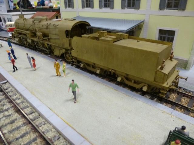 suite photos de la 151 vapeur PLM Expo_b30