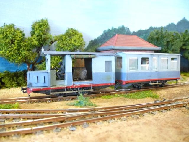 modelisme ferroviaire  HOe sur une planche à repasser ! Expo_b40