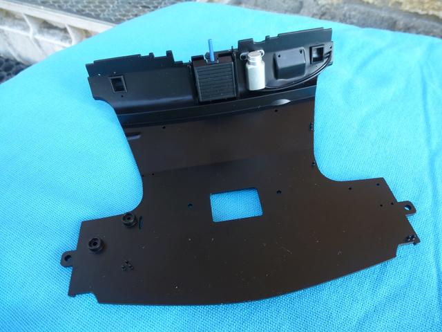 """Suite du montage chassis de ma """"Gordini"""" P1090919"""