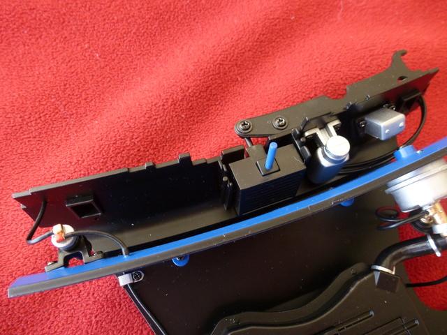 """Suite du montage chassis de ma """"Gordini"""" P1100011"""