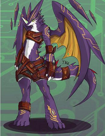 Dilrax's Character Gallery Nexus-10