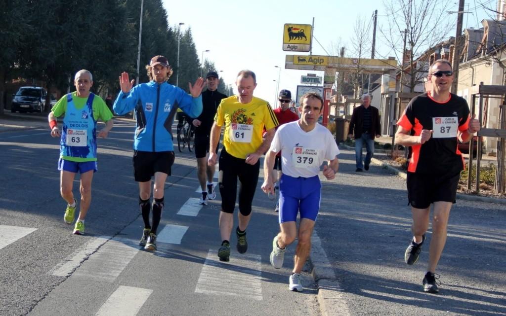 semi marathon de vierzon Vierzo10