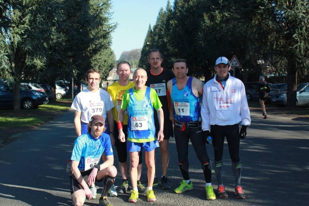 semi marathon de vierzon Vierzo12