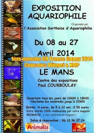 exposition aquariophile Le_man11