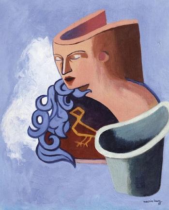 Le surréalisme et la peinture Mh_110