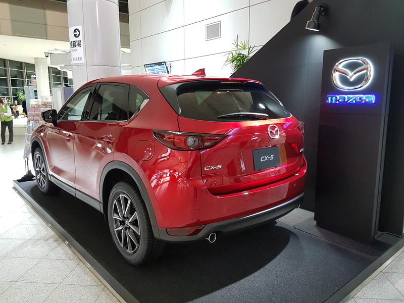 2017 - [Mazda] CX-5 II - Page 5 20170210