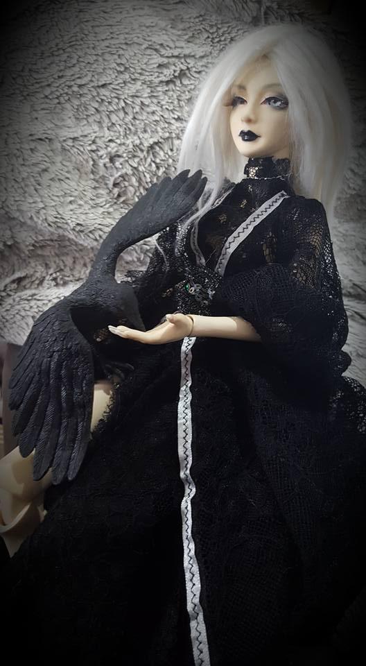 [coeur d'artichaud] Morrigane,déesse corbeau. bas page 1 18058010