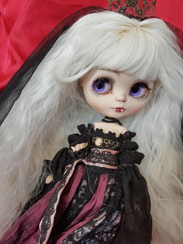 [blythe]Pandore, ma nouvelle vampire 18582017