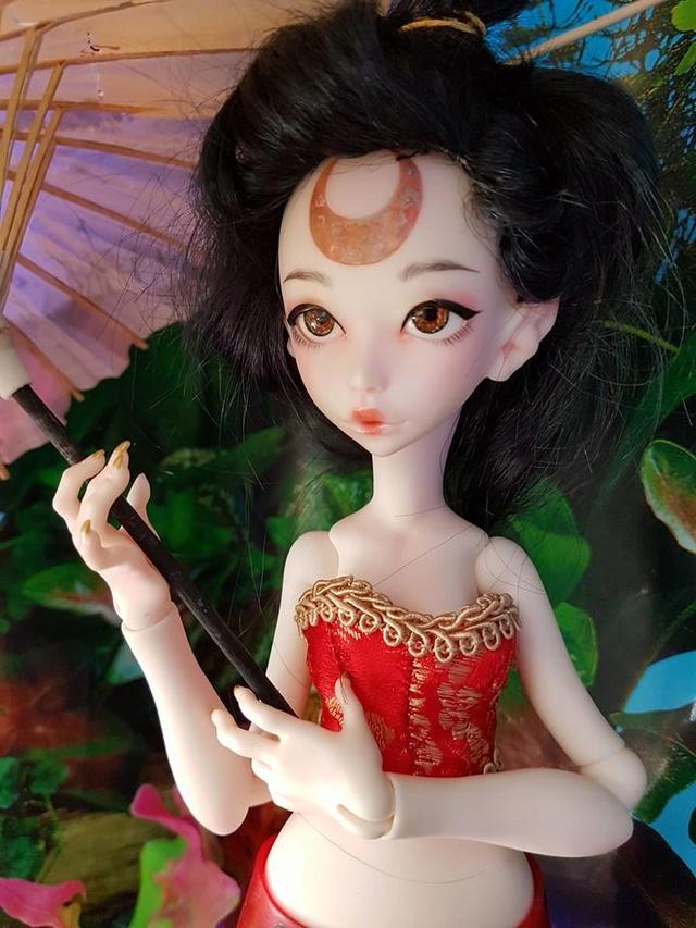 [Merrow Depths doll] Chang'o deesse de la lune 18893010