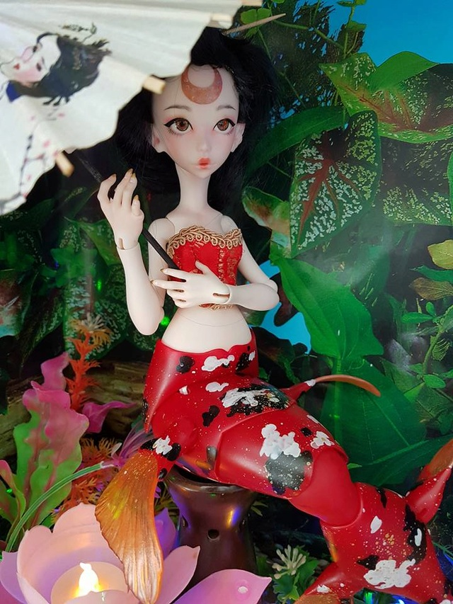 [Merrow Depths doll] Chang'o deesse de la lune 18920410