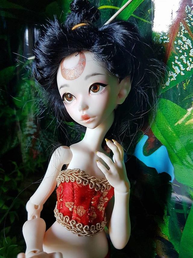 [Merrow Depths doll] Chang'o deesse de la lune 18920510