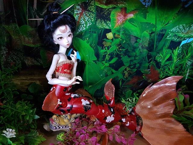 [Merrow Depths doll] Chang'o deesse de la lune 18950910