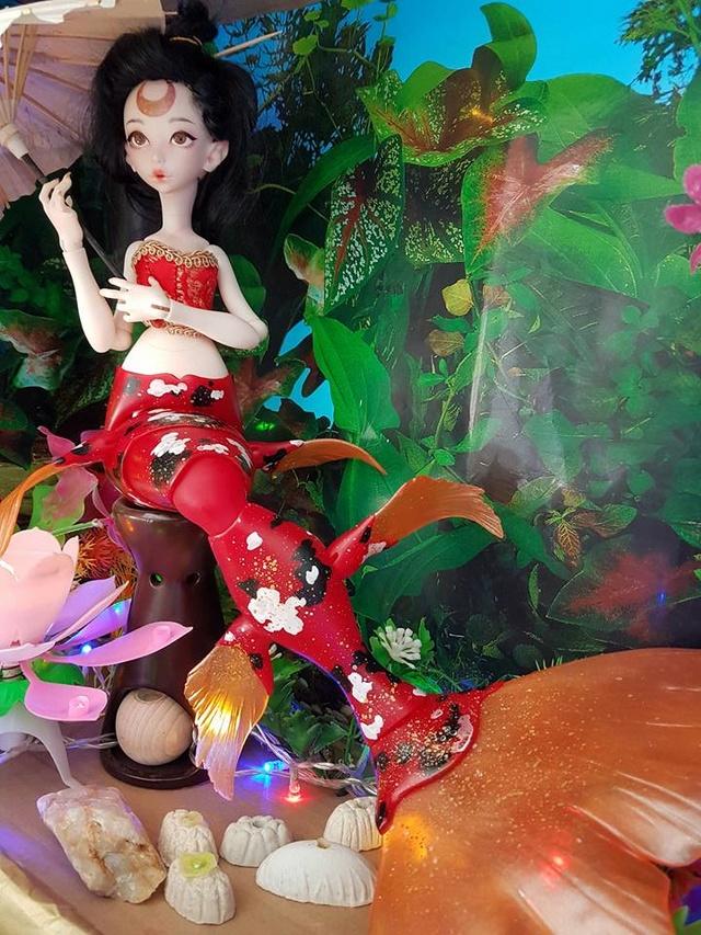 [Merrow Depths doll] Chang'o deesse de la lune 19030210