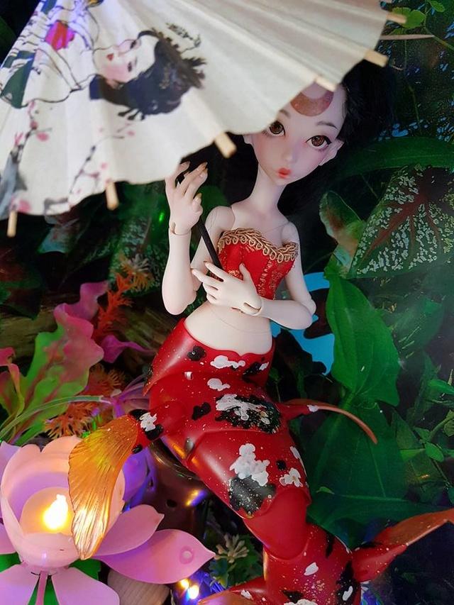 [Merrow Depths doll] Chang'o deesse de la lune 19030211