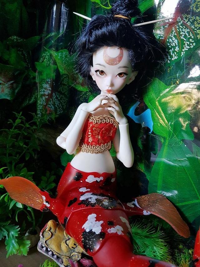 [Merrow Depths doll] Chang'o deesse de la lune 19059810
