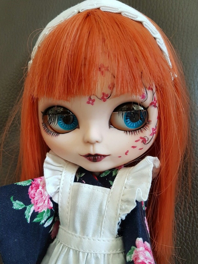 [v] ningyou tachi: 2 blythes custo  full set S-l16010