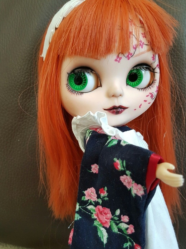 [v] ningyou tachi: 2 blythes custo  full set S-l16011