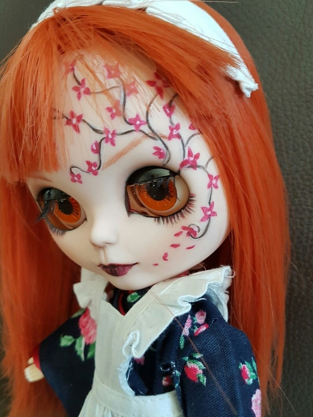 [v] ningyou tachi: 2 blythes custo  full set S-l16014