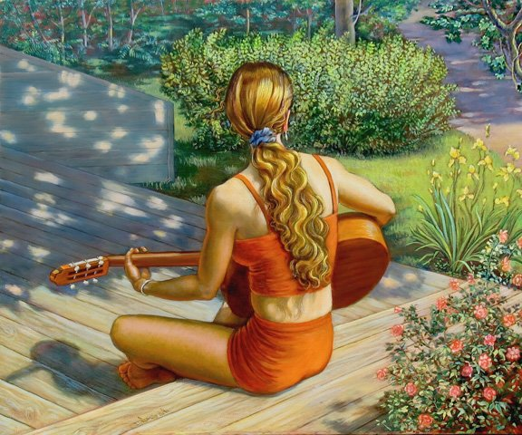La musique dans la peinture - Page 7 Here_c10