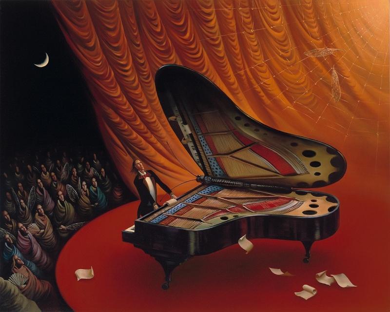 La musique dans la peinture - Page 8 Vladim12